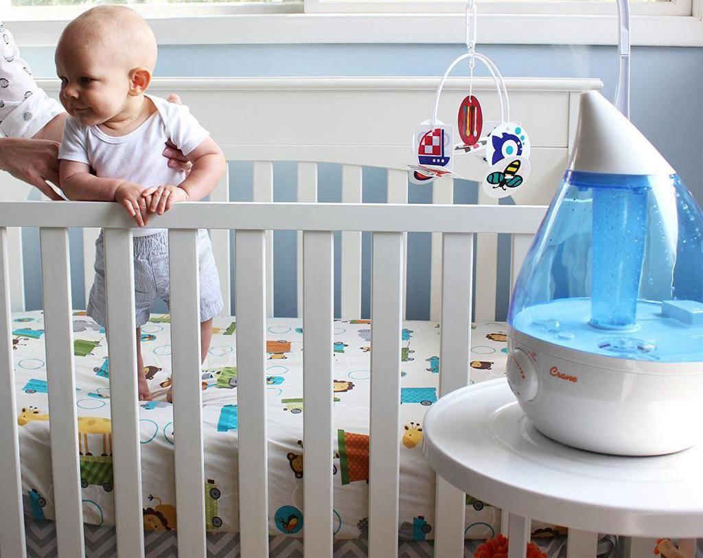 Какая должна быть температура в комнате новорожденного?
