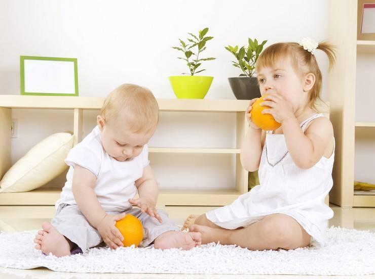 Дети-погодки: как справиться одной, разница год