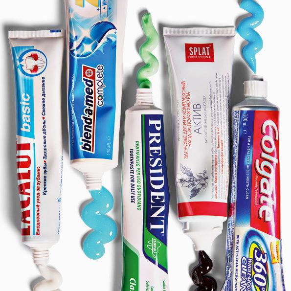 Рейтинг лучшей детской зубной пасты от 0 до 8+