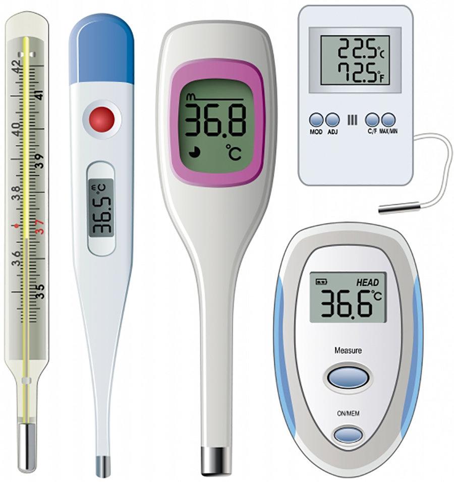 Инфракрасный термометр - как выбрать лучший, рейтинг электронных градусников с ценами и фото, отзывы об устройствах