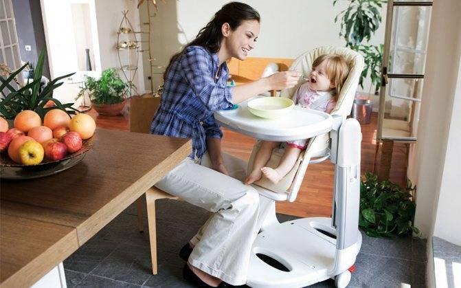 10 лучших стульчиков для кормления: рейтинг по отзывам владельцев