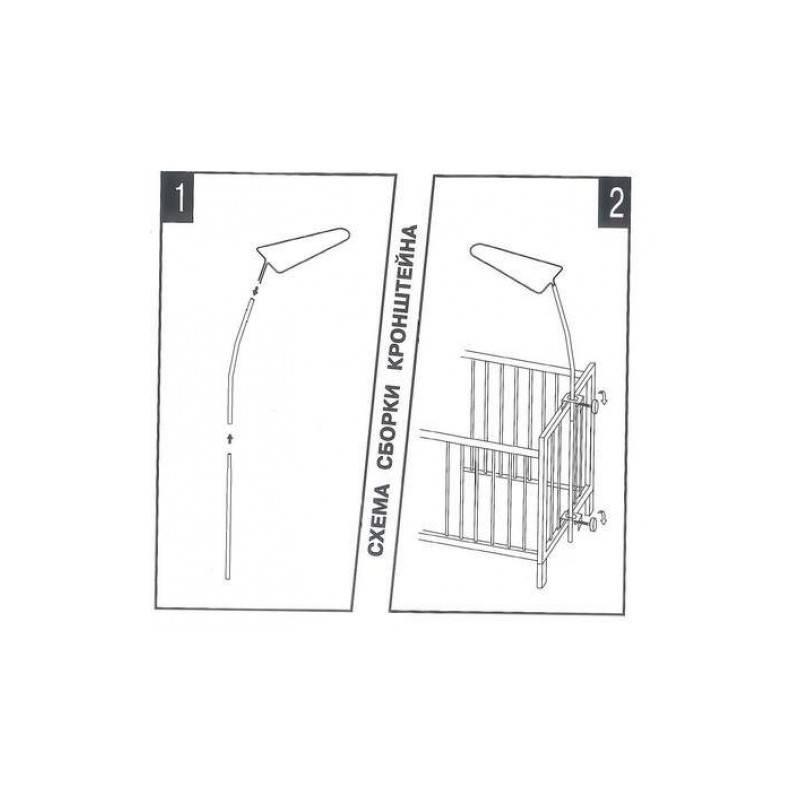 Как одеть балдахин на держатель своими руками: способы, крепления