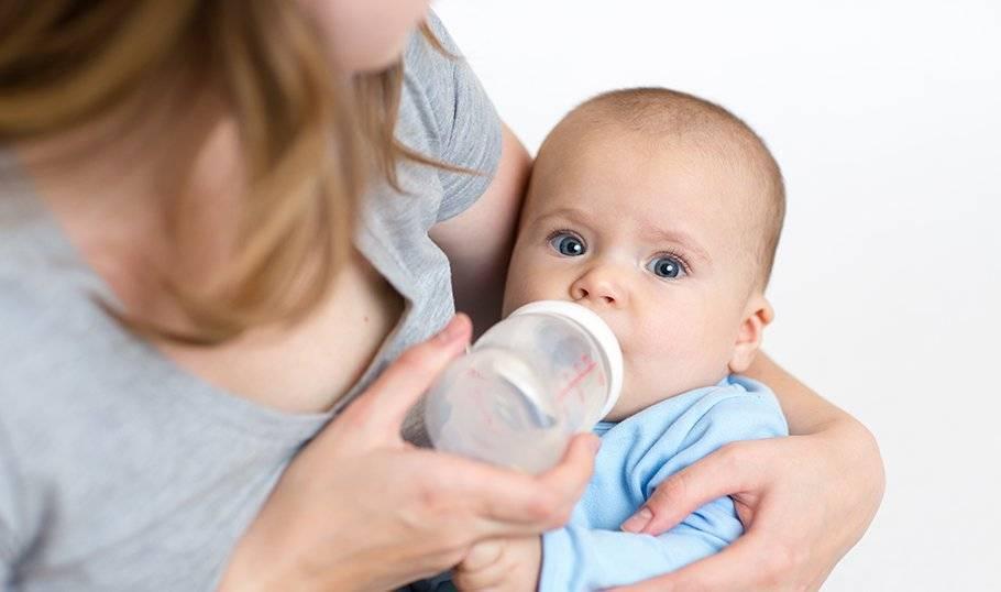 Когда можно давать воду новорожденному   уроки для мам