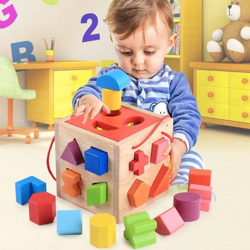 Какие игрушки интересны ребенку в 2 года