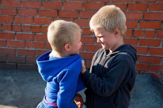Шесть правил, которые научат ребенка постоять за себя