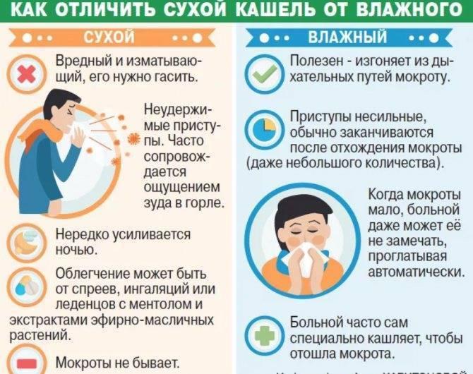 Чем лечить начинающийся кашель у ребенка - препараты