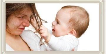Можно ли кормящей маме красить волосы: возможный вред, советы