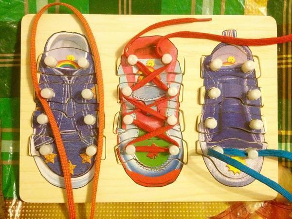Как легко и быстро научить ребёнка завязывать шнурки