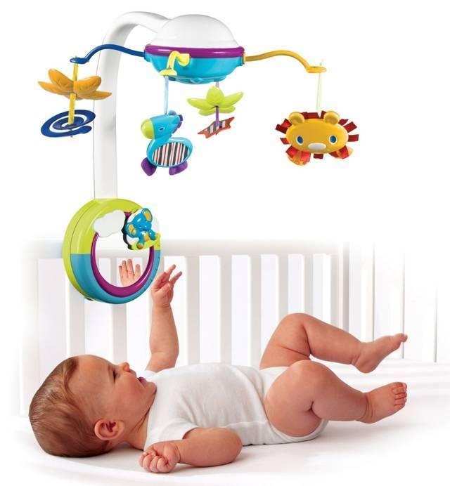 Мобиль на кроватку для новорожденных: что это такое и какую карусель лучше купить
