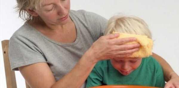 Рвота, понос, температура у ребенка: чем лечить, причины
