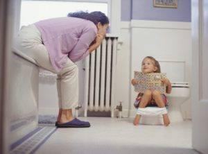 Ребенок боится какать | что делать, если ребенок боится какать