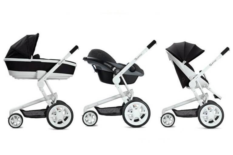 Как выбрать лучшую коляску для ребенка