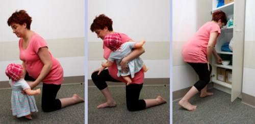 Почему беременным нельзя поднимать тяжелое: какие последствия могут быть от поднятия тяжестей?