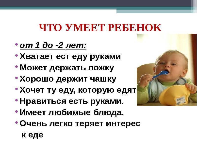 Знания и умения ребенка в два года восемь месяцев