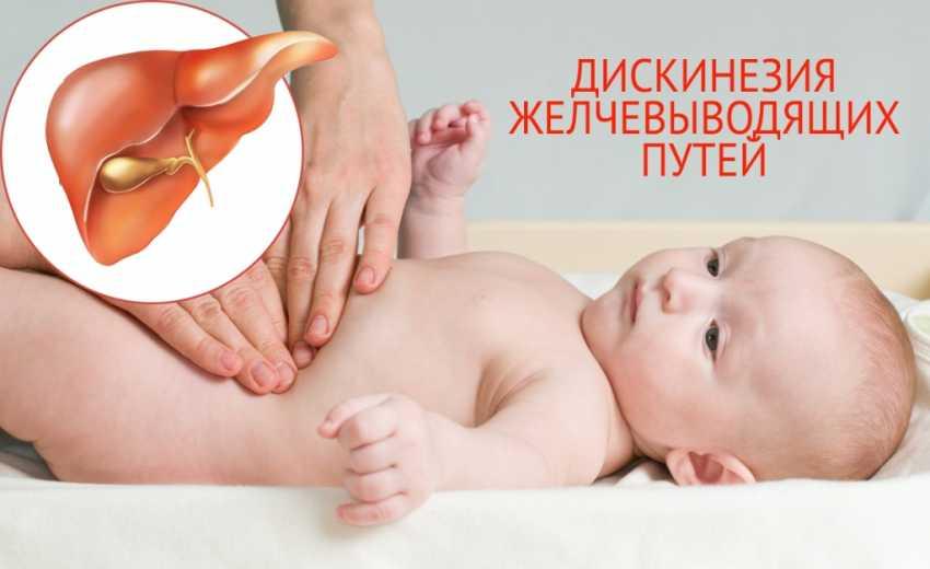 Дискинезия желчевыводящих путей у детей – чем это грозит, как выявить и лечить?