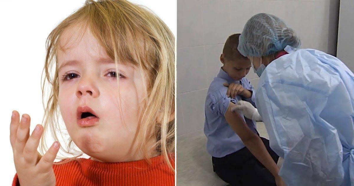 5 главных симптомов коклюша у взрослых и лечение заболевания