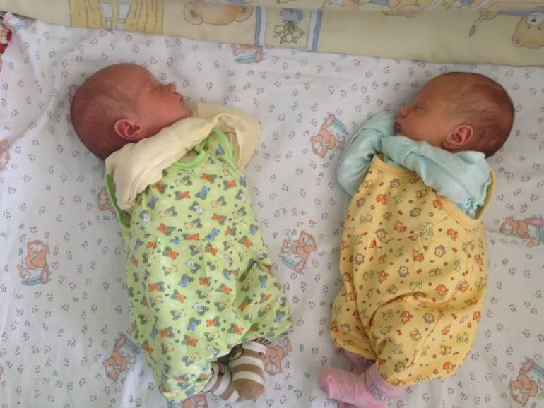 11 фактов, которые вы не знали о беременности двойней