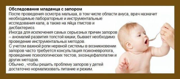 Запор у ребенка 2-3 лет — что делать: как помочь малышу в домашних условиях, как лечить заболевание?