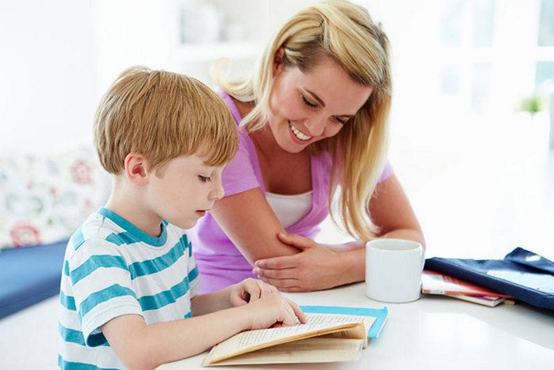 Как заставить детей делать домашнее задание - wikihow