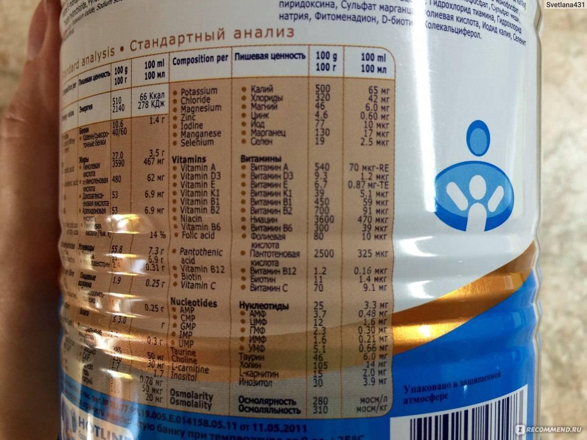 Узнайте больше о смеси для новорожденного «фрисолак»: какие виды питания существуют и как правильно выбрать продукт?