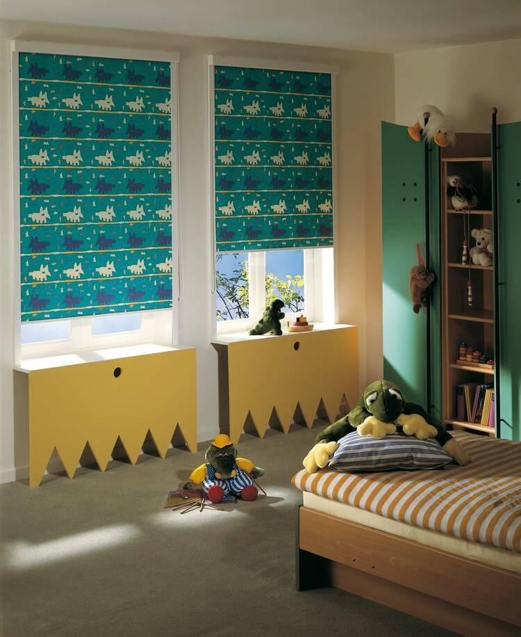 11 советов по выбору штор для детской комнаты мальчика