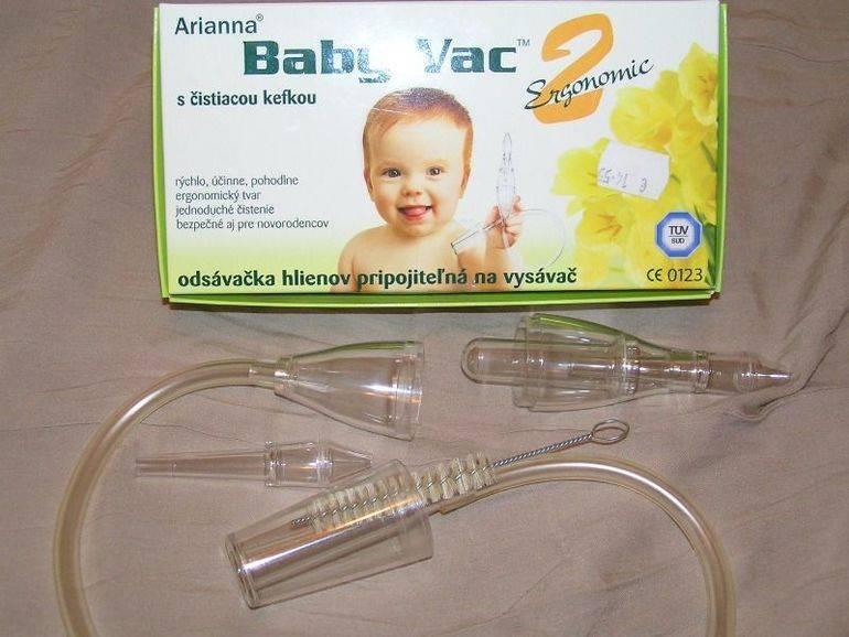 Аспиратор для новорожденных — как выбрать механический, электронный или спринцовку по описанию и стоимости