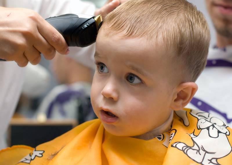 Стричь ли ребенка в 1 год | уроки для мам
