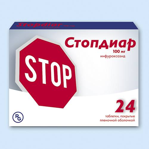Стопдиар - инструкция, показания и противопоказания