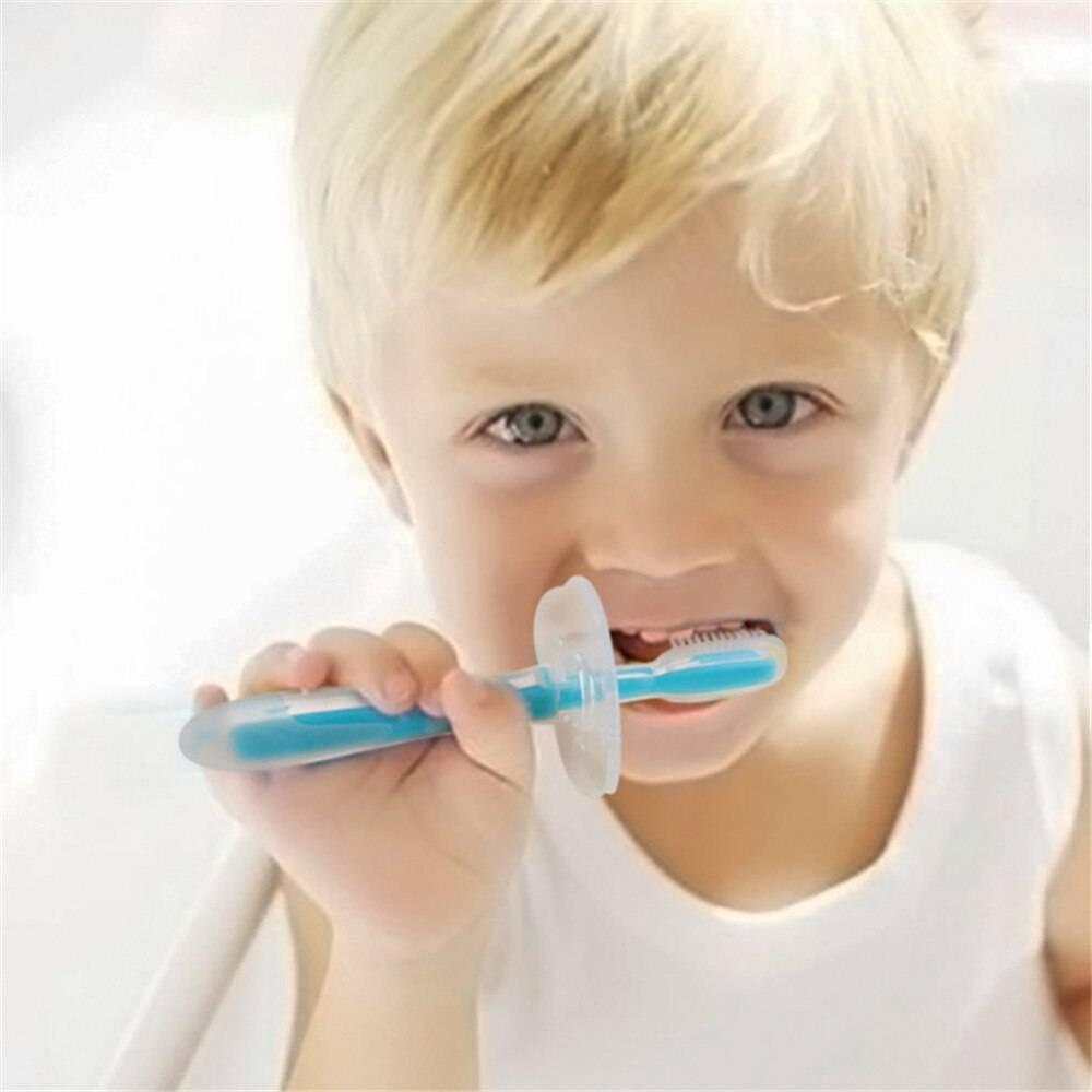 Уход за зубами детей: от 0 до 3 лет и старше