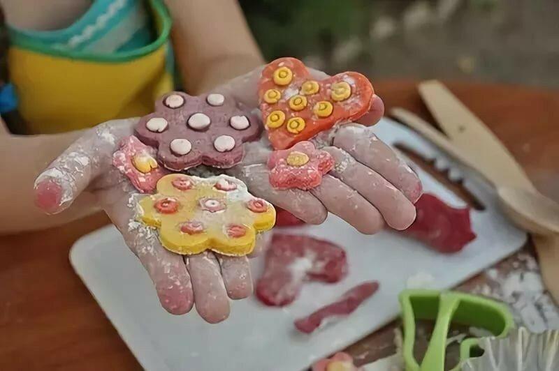 Соленое тесто для лепки - 100 фото лепки и процесс создания украшения