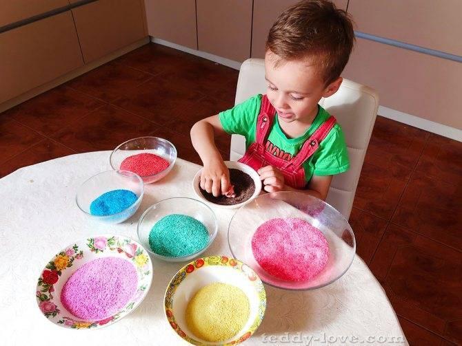 Как покрасить гальку в домашних условиях – чем красить щебень
