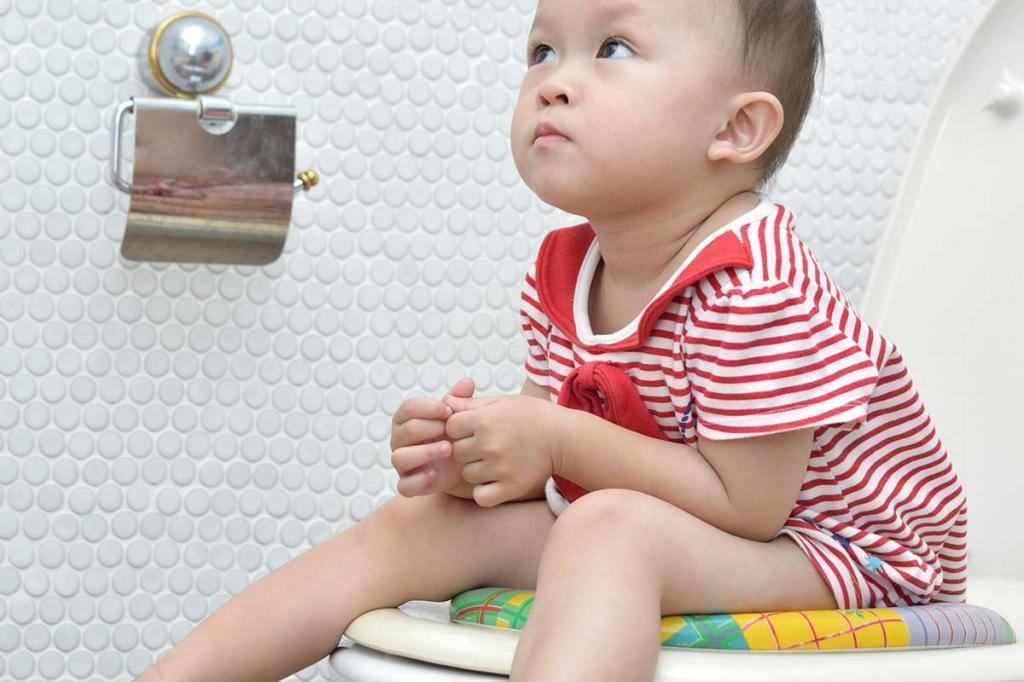 Что делать если ребенок боится ходить в туалет по-большому: советы психолога