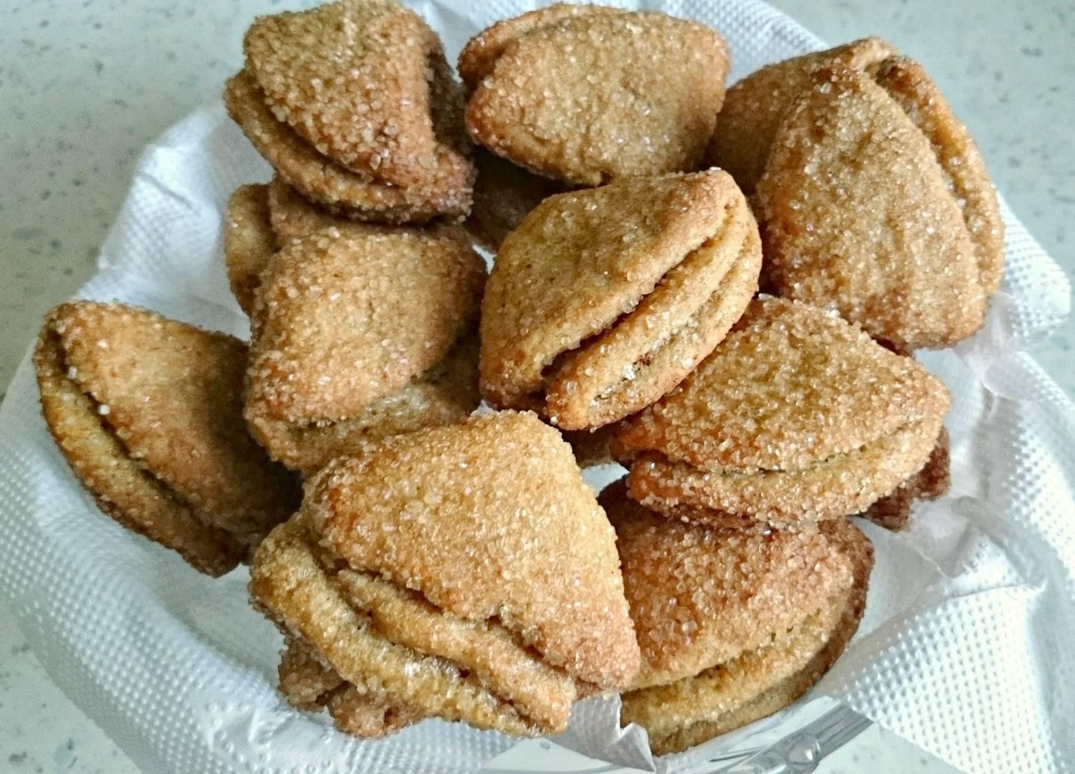Домашнее овсяно-творожное печенье – кулинарный рецепт