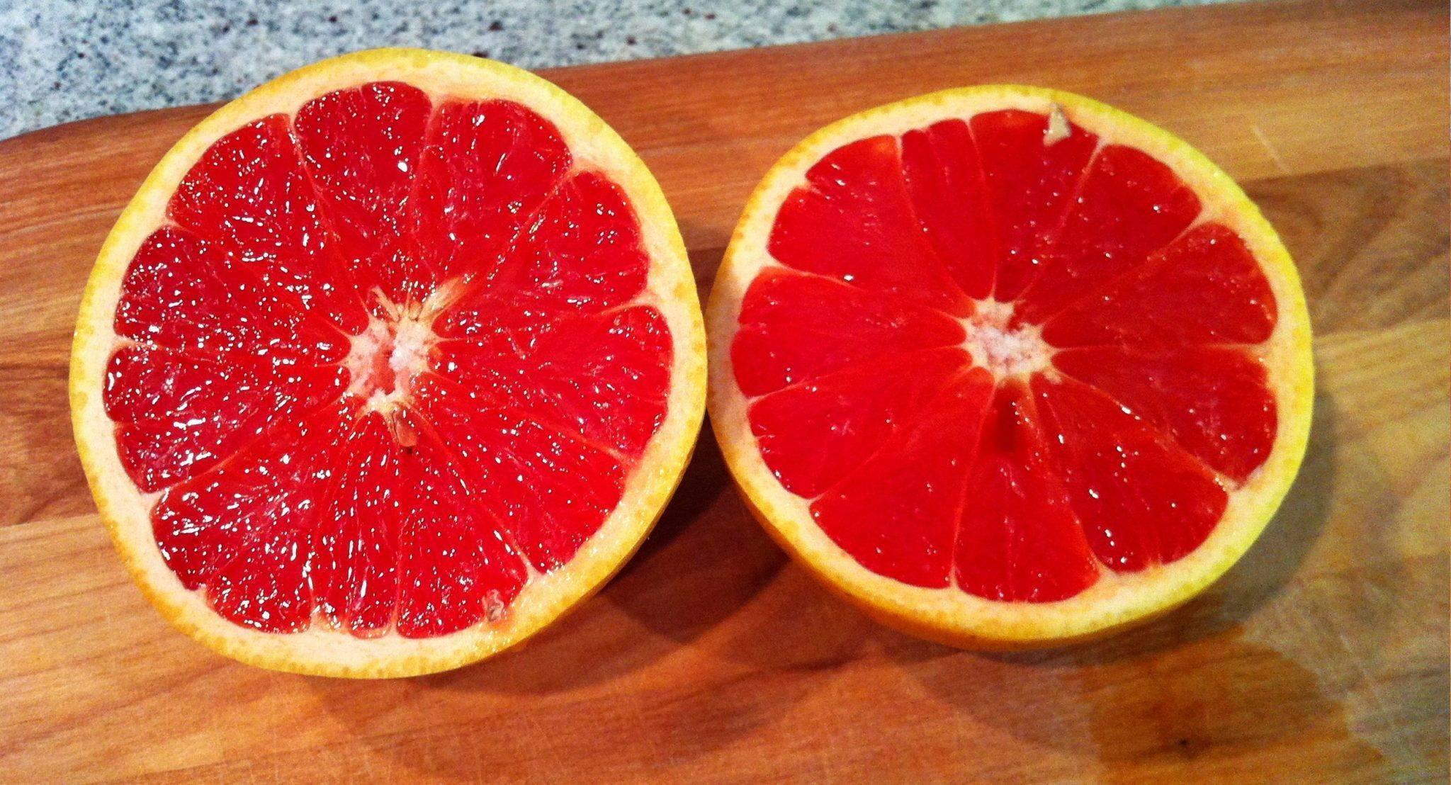 Польза и вред грейпфрута при беременности