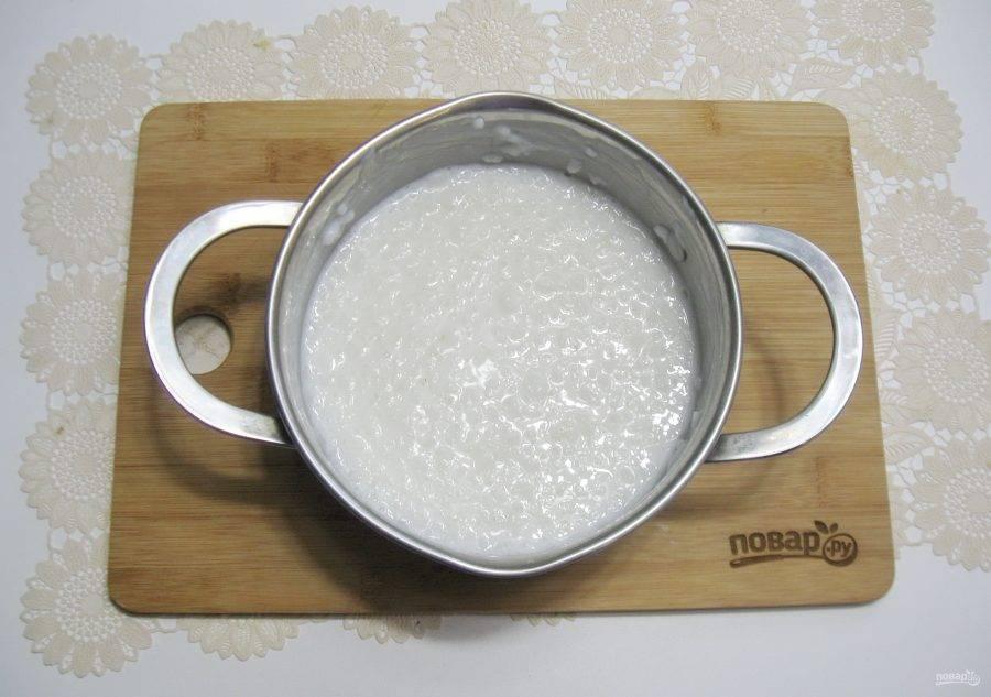 Рисовая каша для грудничка и ребенка 1 года: как сварить для первого прикорма?