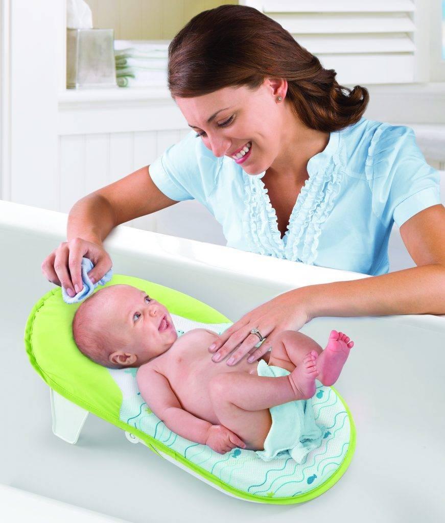 Качественная ванночка для новорожденного. правильный выбор мамы