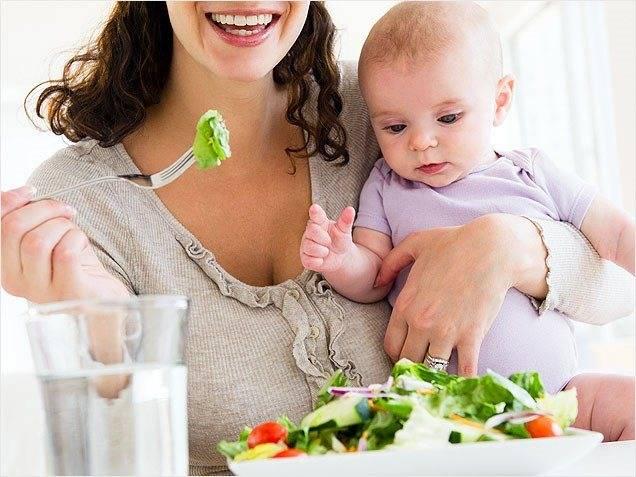 Можно ли при грудном вскармливании помидоры и томатную пасту кормящей маме - все о болезнях