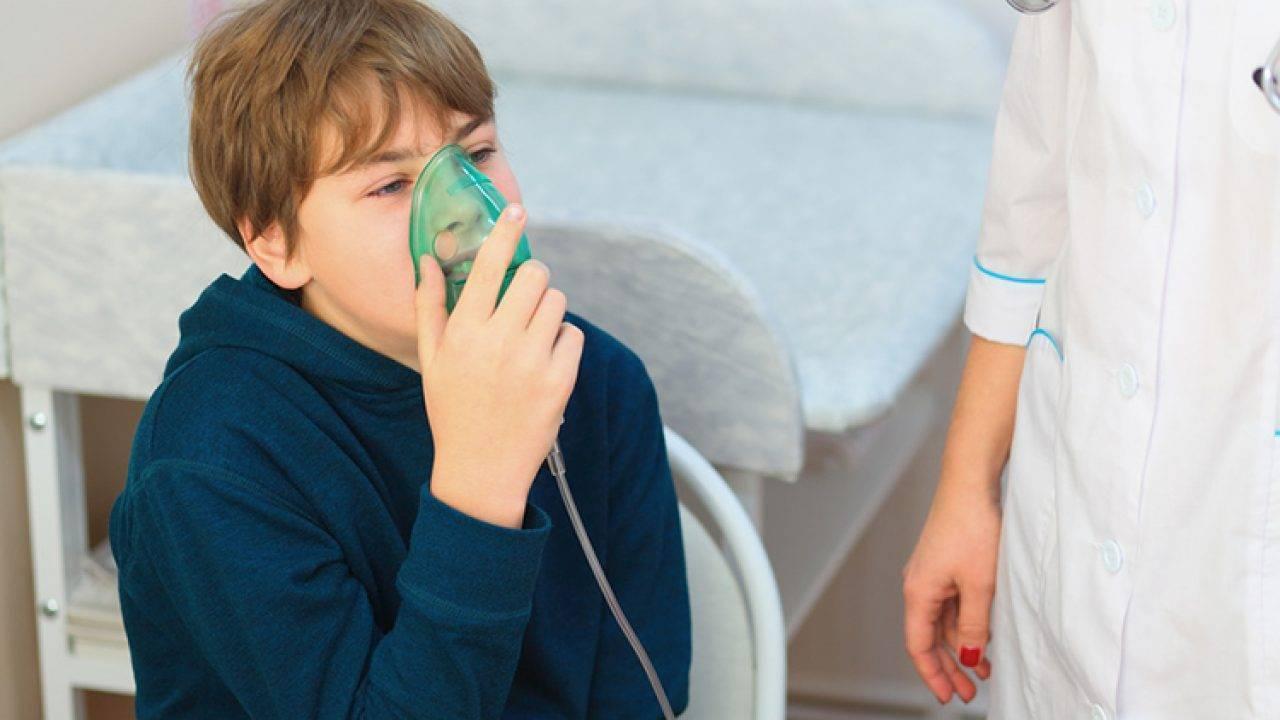 Ингаляции диоксидином в небулайзере для ребенка