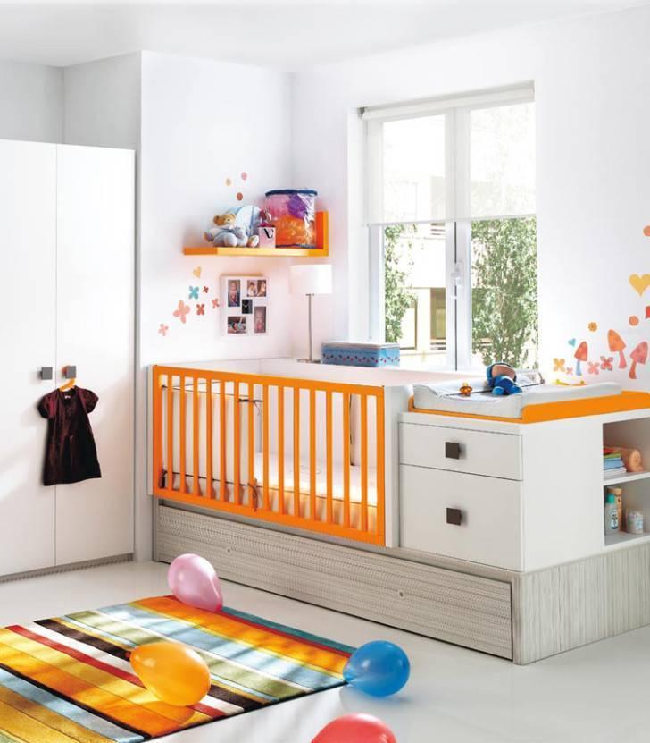 Какие бывают требования к дизайну маленькой детской комнаты