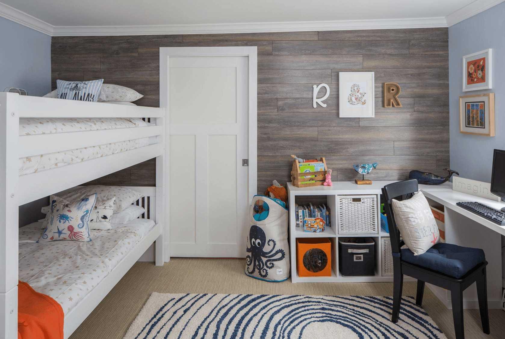 Интерьер детской комнаты. 100 фото и идей » дизайн дома своими руками