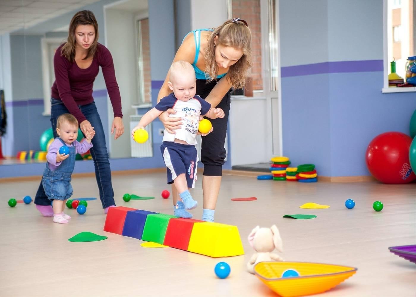 Развивающие занятия для детей 3 лет