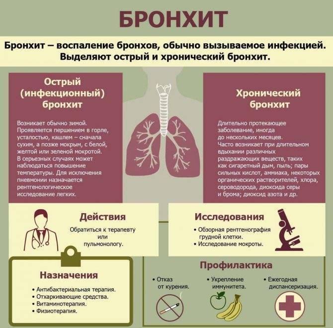 Бронхит у детей: признаки и симптомы заболевания. способы лечения бронхита у детей