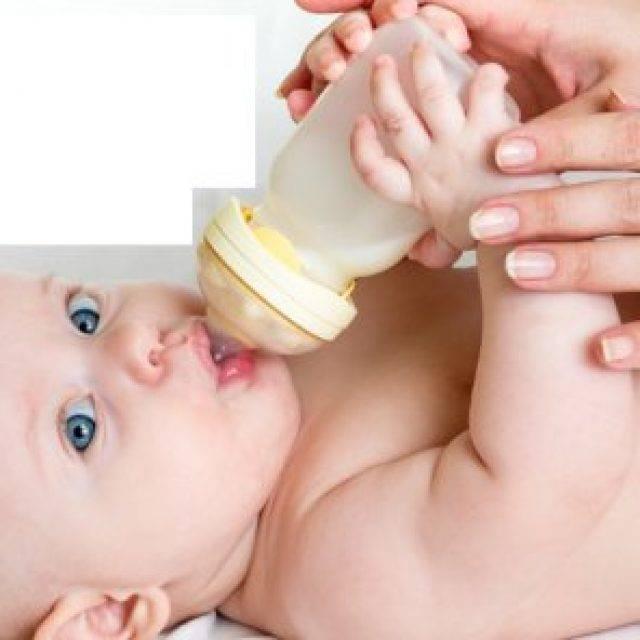 Молоко в питании ребенка   уроки для мам