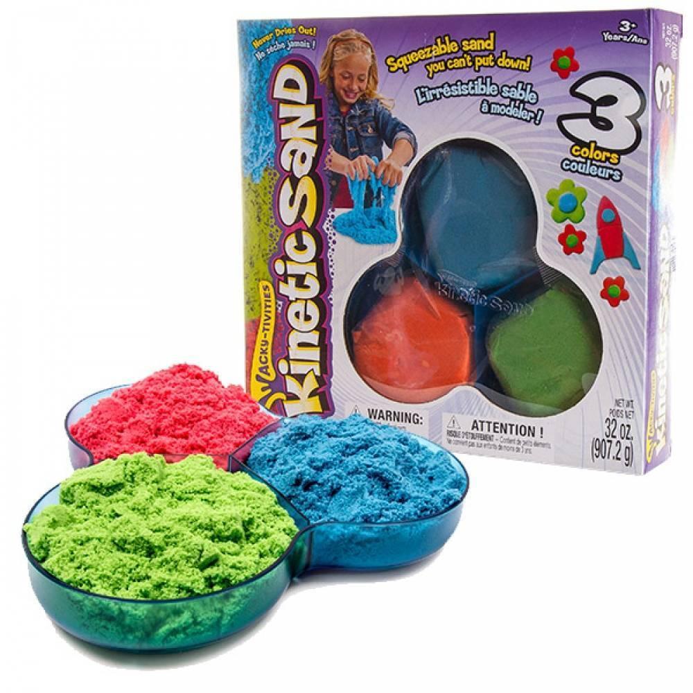 Как делается кинетический песок. детский кинетический нерассыпающийся песок для лепки: что это такое и в чем отличия от других видов