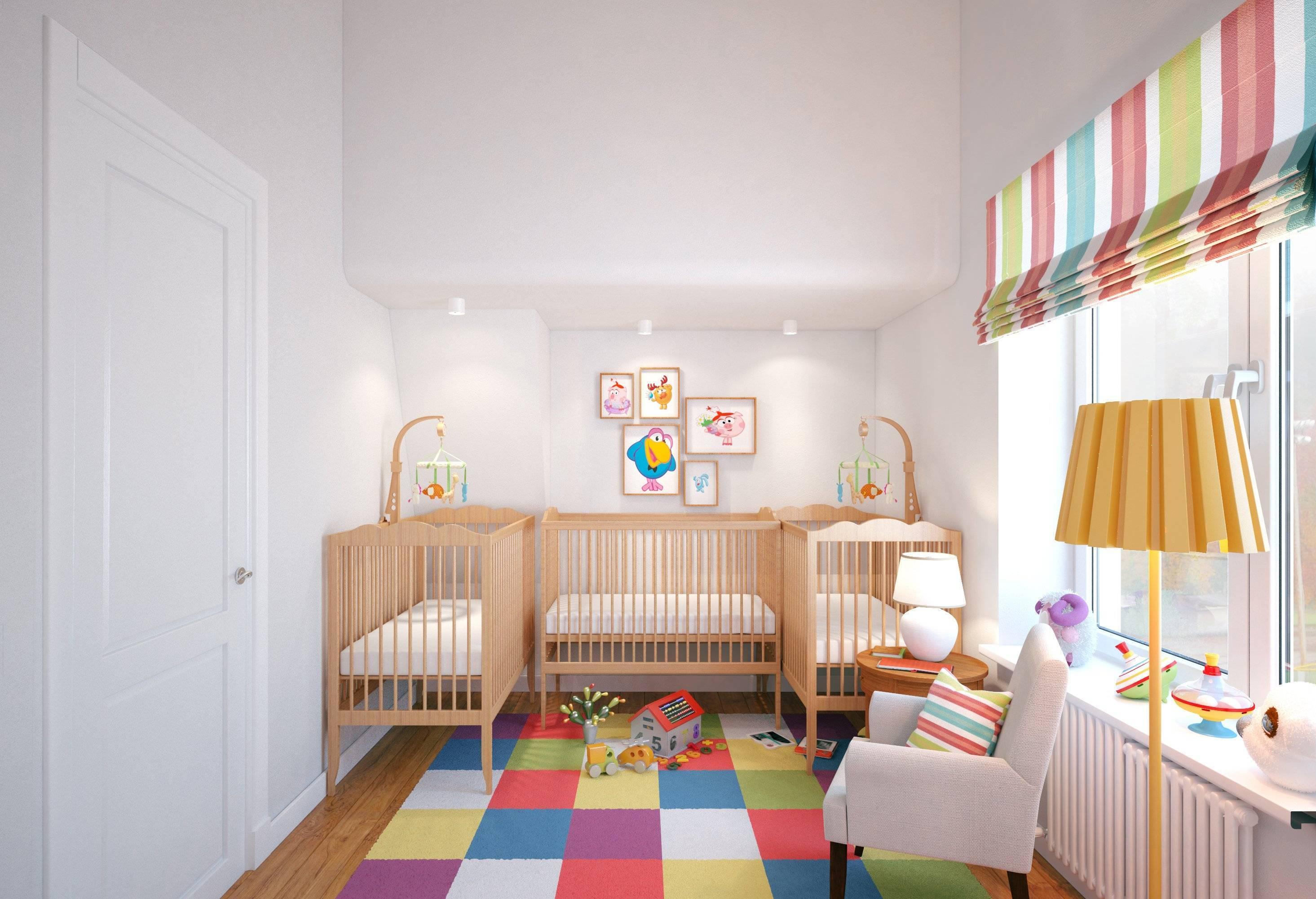 Детская в скандинавском стиле: лучшие проекты интерьера, особенности дизайна и варианты зонирования детской (125 фото)