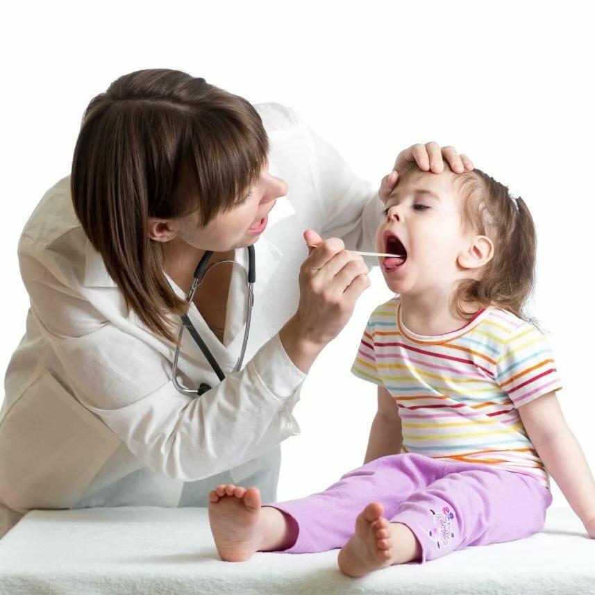 Дифтерия у детей симптомы и лечение, профилактика заболевания