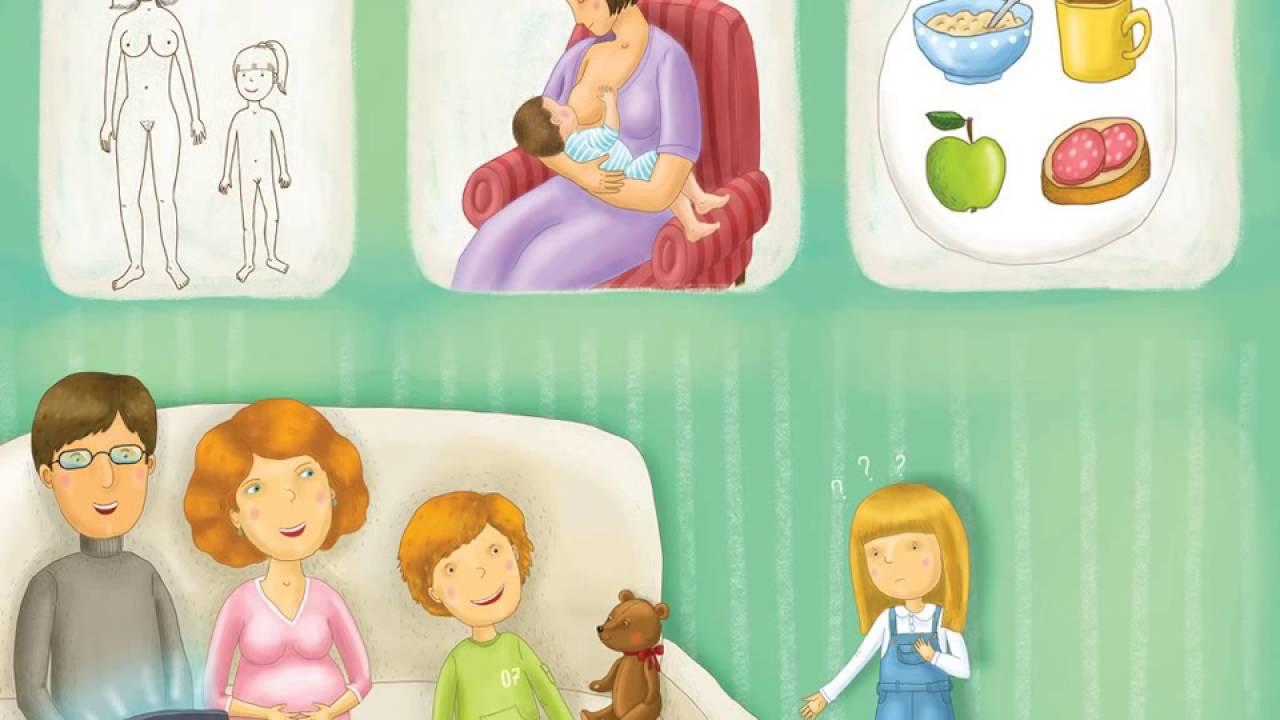 Как объяснить ребенку, откуда берутся дети — как правильно рассказать об этом малышу и подростку