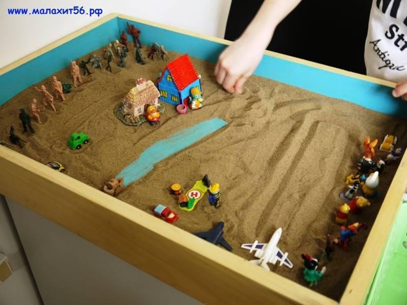 План-конспект занятия по коррекционной педагогике (средняя группа) по теме:  конспекты занятии по песочной терапии | социальная сеть работников образования