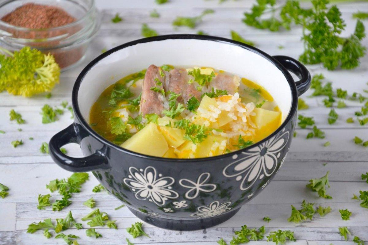 Овощной бульон - рецепты