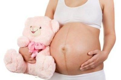 37 недель беременности каменеет живот